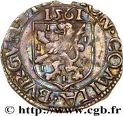 Carolus - Philippe II d'Espagne – revers