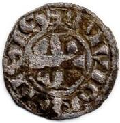 Digenois au besant et à l'étoile - Hugues III et IV – revers
