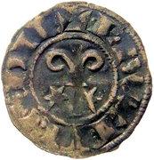 Digenois à l'anille - Robert II – avers