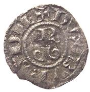Digenois petiz - Robert II – avers