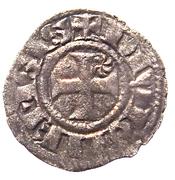 Digenois petiz - Robert II – revers