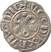 Digenois au S prograde - Hugues III – avers