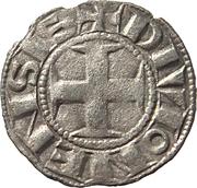 Digenois au S prograde - Hugues III – revers