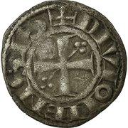 Digenois aux trèfles en 2 et 3 - Hugues IV – revers
