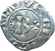 Denier Chalonnais - Hugues II – revers