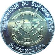 50 francs CFA,  RMS Titanic Sinking – avers