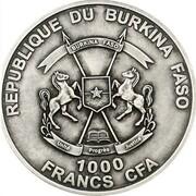1000 Francs CFA (Jesus of Nazareth) – avers