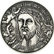 1000 Francs CFA (Jesus of Nazareth) – revers