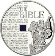 1000 Francs CFA (The Nano Bible) – revers