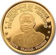100 francs (1er anniversaire de la République) – avers
