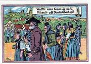 25 Pfennig (Butzbach) – revers