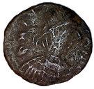 Pentanummium - Justin II (Ravenne) – avers