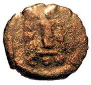 Decanummium Justinien Ier (atelier de Constantinople) – revers