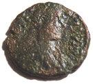 Pentanummium - Justin Ier (Constantinople) – avers