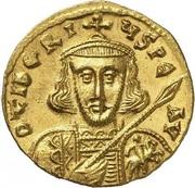 Solidus - Tibère III (VICTORIA AVGV, Constantinople) – avers