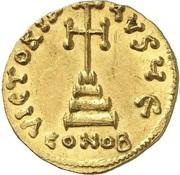 Solidus - Tibère III (VICTORIA AVGV, Constantinople) – revers