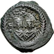 Decanummium - Heraclius (Chypre) – avers