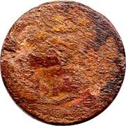 Pentanummium - Justinien Ier (Carthage) – avers