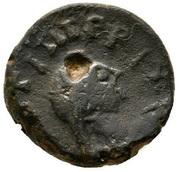 5 Nummi - Justinus I (Antioch mint) – avers