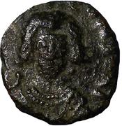 5 Nummi - Heraclius (Revolt Of Heraclii; Cartaghe) – avers