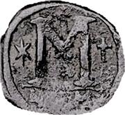 Follis - Justinian I (Nicomedia) – revers
