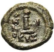 10 Nummi - Justin II (Cyzicus) -  avers