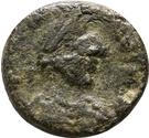 Décanummium - Justinien Ier (Nicomédie) – avers