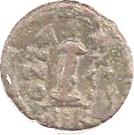 Décanummium - Justinien Ier (Nicomédie) – revers