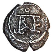 Pentanummium - Justinien Ier (Cherson) – revers