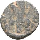 Pentanummium - Justin Ier (Antioche) – avers