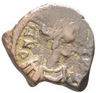 Pentanummium - Maurice Tibère (Constantinople) – avers