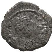 Décanummium - Maurice Tibère (Antioche) – avers