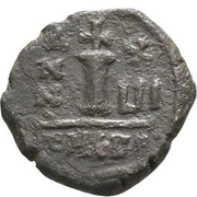 Décanummium - Maurice Tibère (Antioche) – revers