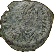 Pentanummium - Justinien Ier (Antioche) – avers