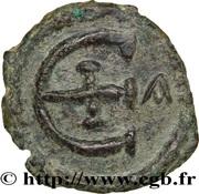 Pentanummium - Justinien Ier (Antioche) – revers