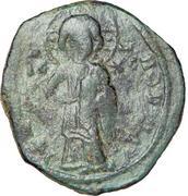 Follis Constantin X et Eudocie -  avers