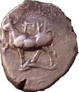 Drachme de Byzantion -  avers