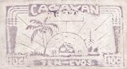 10 Centavos (Cagayan) – revers