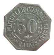 50 centimes la mutuelle commerciale calais [62] – revers
