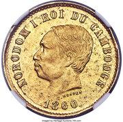 2 Francs - Nordom I (Pattern) – avers