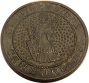 5 pfennig - Camburg a. S. – avers