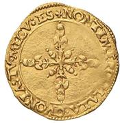 Scudo d'oro - Giulia and Guidobaldo of Rovere – revers