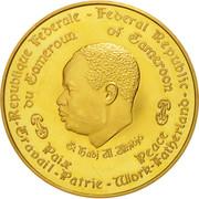 20 000 Francs (10ème anniversaire de l'indépendance) – avers
