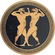 2500 Francs / Boxing – revers