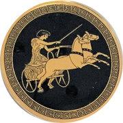 2500 Francs / Chariot Races – revers