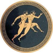 2500 Francs / Running – revers