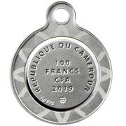 100 Francs CFA (Ladybug) – avers