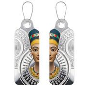 200 Francs CFA (Nefertiti left) – avers