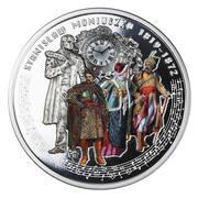 1000 Francs CFA (Stanisław Moniuszko)) – revers