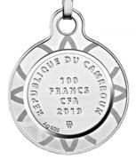 1000 rancs CFA (Winner Takes All) – avers